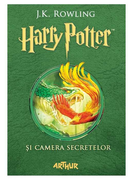 Harry Potter si camera secretelor (#2)